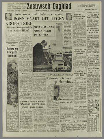 Zeeuwsch Dagblad 1960-04-07