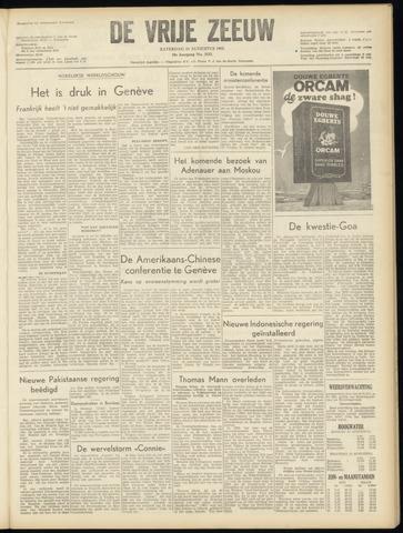 de Vrije Zeeuw 1955-08-13