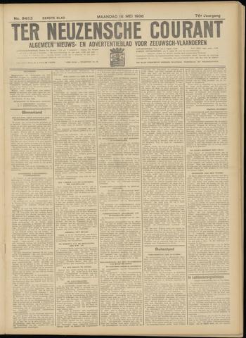 Ter Neuzensche Courant. Algemeen Nieuws- en Advertentieblad voor Zeeuwsch-Vlaanderen / Neuzensche Courant ... (idem) / (Algemeen) nieuws en advertentieblad voor Zeeuwsch-Vlaanderen 1936-05-18