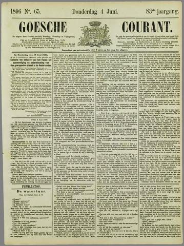 Goessche Courant 1896-06-04