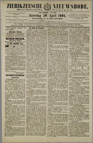 Zierikzeesche Nieuwsbode 1901-04-20