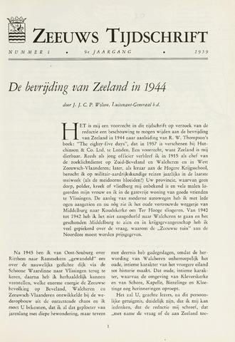 Zeeuws Tijdschrift 1959-01-01