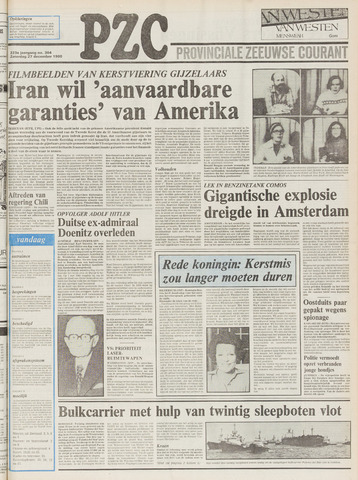 Provinciale Zeeuwse Courant 1980-12-27