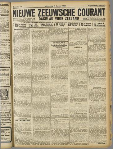 Nieuwe Zeeuwsche Courant 1923-01-31
