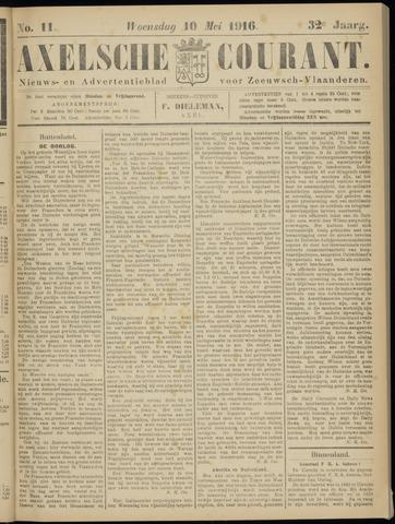 Axelsche Courant 1916-05-10