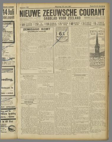 Nieuwe Zeeuwsche Courant 1921-06-20