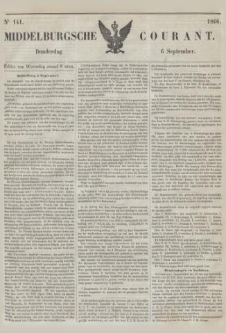Middelburgsche Courant 1866-09-06