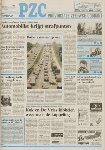 Provinciale Zeeuwse Courant 1991-05-18