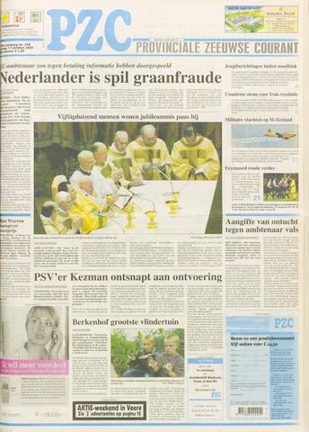 Provinciale Zeeuwse Courant 2003-10-17