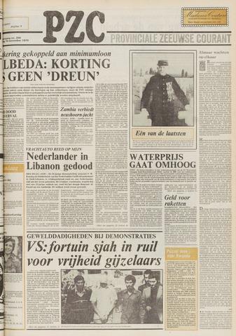 Provinciale Zeeuwse Courant 1979-11-10