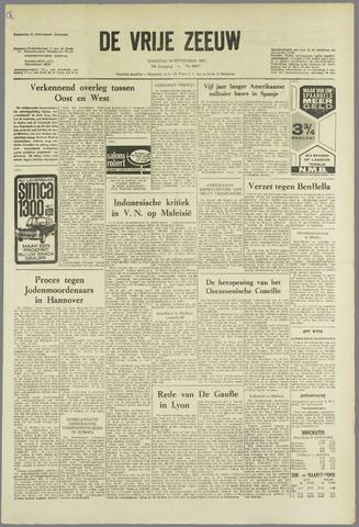 de Vrije Zeeuw 1963-09-30