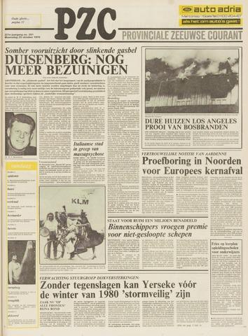Provinciale Zeeuwse Courant 1978-10-25