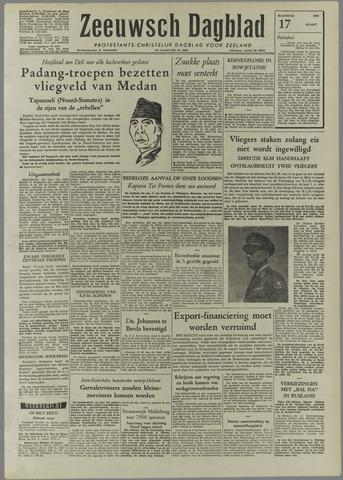 Zeeuwsch Dagblad 1958-03-17