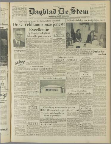 de Stem 1952-10-08