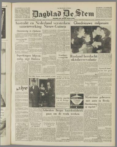 de Stem 1957-11-07