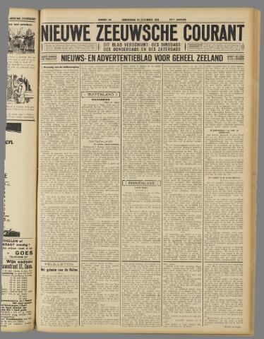 Nieuwe Zeeuwsche Courant 1931-12-10