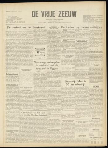 de Vrije Zeeuw 1956-09-03