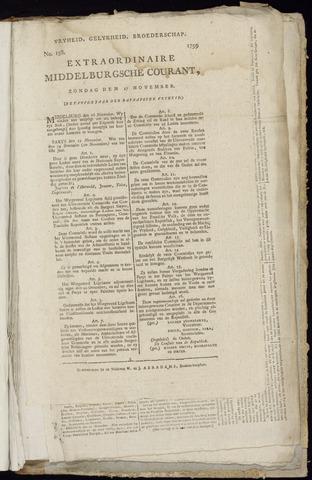 Middelburgsche Courant 1799-11-17