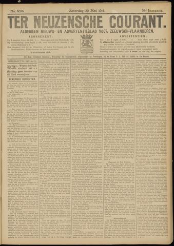Ter Neuzensche Courant. Algemeen Nieuws- en Advertentieblad voor Zeeuwsch-Vlaanderen / Neuzensche Courant ... (idem) / (Algemeen) nieuws en advertentieblad voor Zeeuwsch-Vlaanderen 1914-05-30