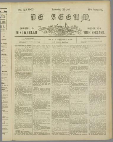 De Zeeuw. Christelijk-historisch nieuwsblad voor Zeeland 1902-07-26