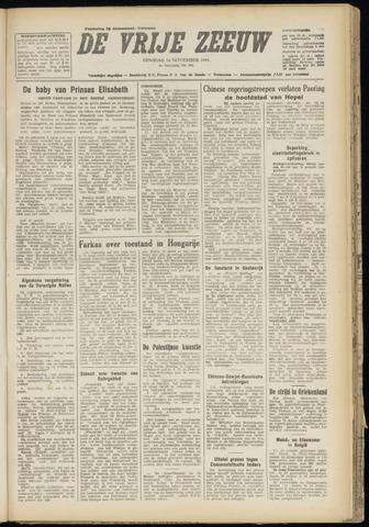 de Vrije Zeeuw 1948-11-16