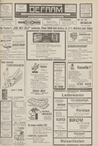 de Faam en de Faam/de Vlissinger 1962-06-29