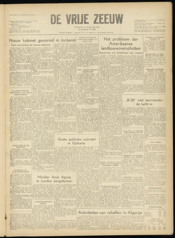 de Vrije Zeeuw 1956-01-10