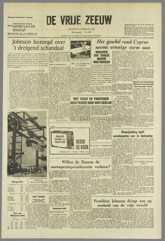 de Vrije Zeeuw 1964-02-15