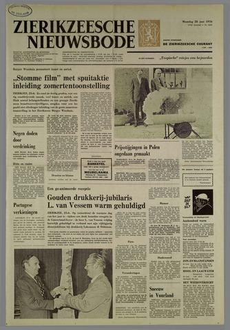 Zierikzeesche Nieuwsbode 1976-06-28