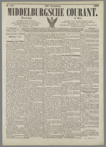 Middelburgsche Courant 1895-05-06