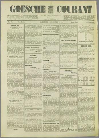 Goessche Courant 1932-08-06