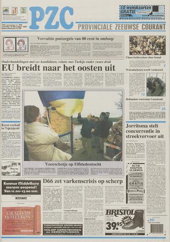 Provinciale Zeeuwse Courant 1997-12-13
