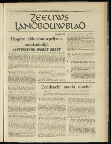 Zeeuwsch landbouwblad ... ZLM land- en tuinbouwblad 1961-12-09