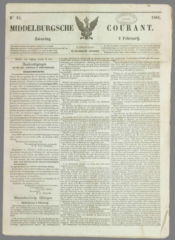 Middelburgsche Courant 1861-02-02