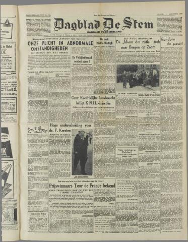 de Stem 1950-08-11