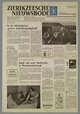 Zierikzeesche Nieuwsbode 1975-05-30