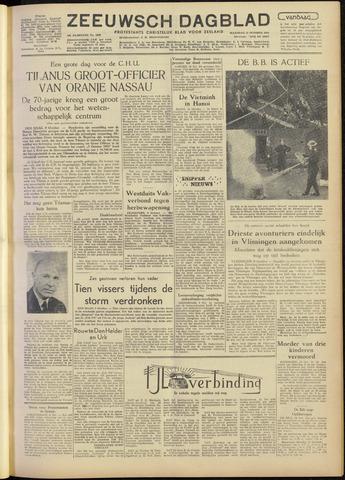 Zeeuwsch Dagblad 1954-10-11
