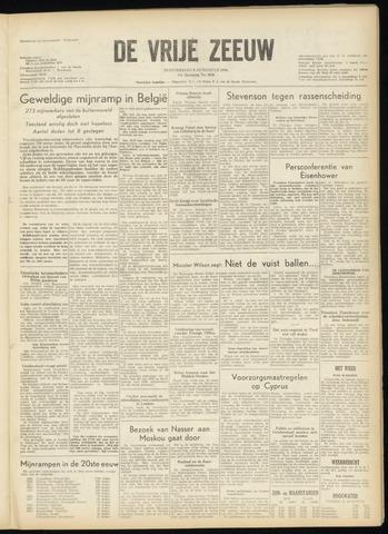 de Vrije Zeeuw 1956-08-09