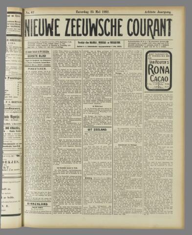 Nieuwe Zeeuwsche Courant 1912-05-25