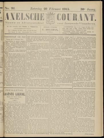 Axelsche Courant 1915-02-20