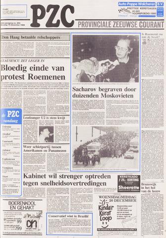 Provinciale Zeeuwse Courant 1989-12-19