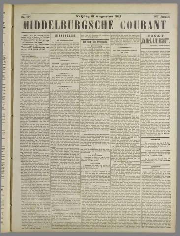 Middelburgsche Courant 1919-08-15