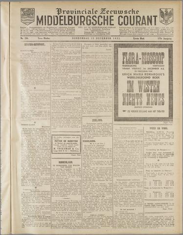 Middelburgsche Courant 1932-12-15