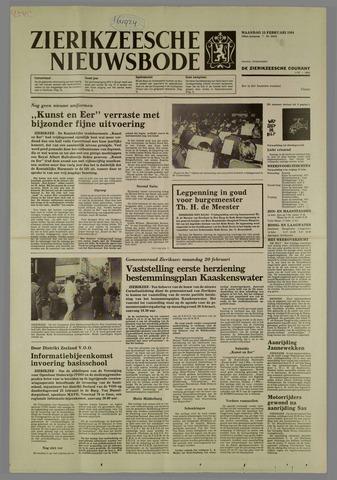 Zierikzeesche Nieuwsbode 1984-02-13
