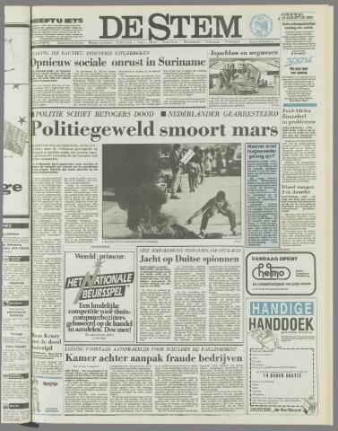 de Stem 1985-08-29
