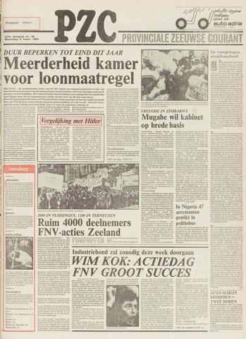 Provinciale Zeeuwse Courant 1980-03-05