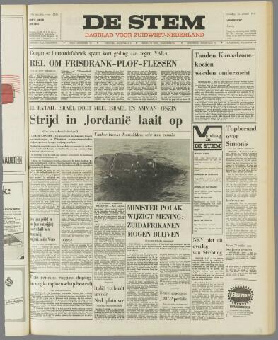 de Stem 1971-01-12