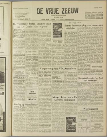 de Vrije Zeeuw 1959-09-18