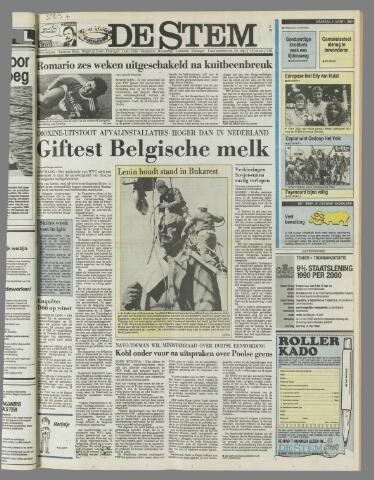 de Stem 1990-03-05