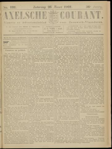 Axelsche Courant 1921-03-26